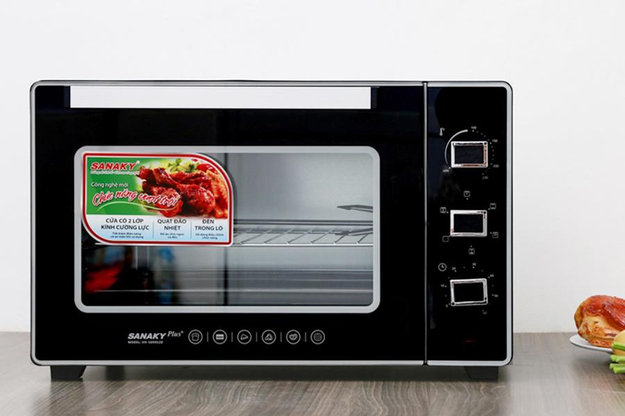 Nên mua lò nướng loại nào? tư vấn mua lò nướng bánh lò nướng thịt chi tiết